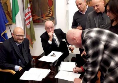 Siglata pre-intesa fra Regione Umbria e sindacati, personale Arpal