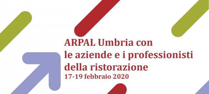 ARPAL Umbria con le aziende e i professionisti della ristorazione